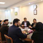 امضای سند همکاری مشترک اداره کل سلامت شهرداری تهران با بنیاد ملی نیکوکاری کنترل سرطان مورخ 4/7/1397
